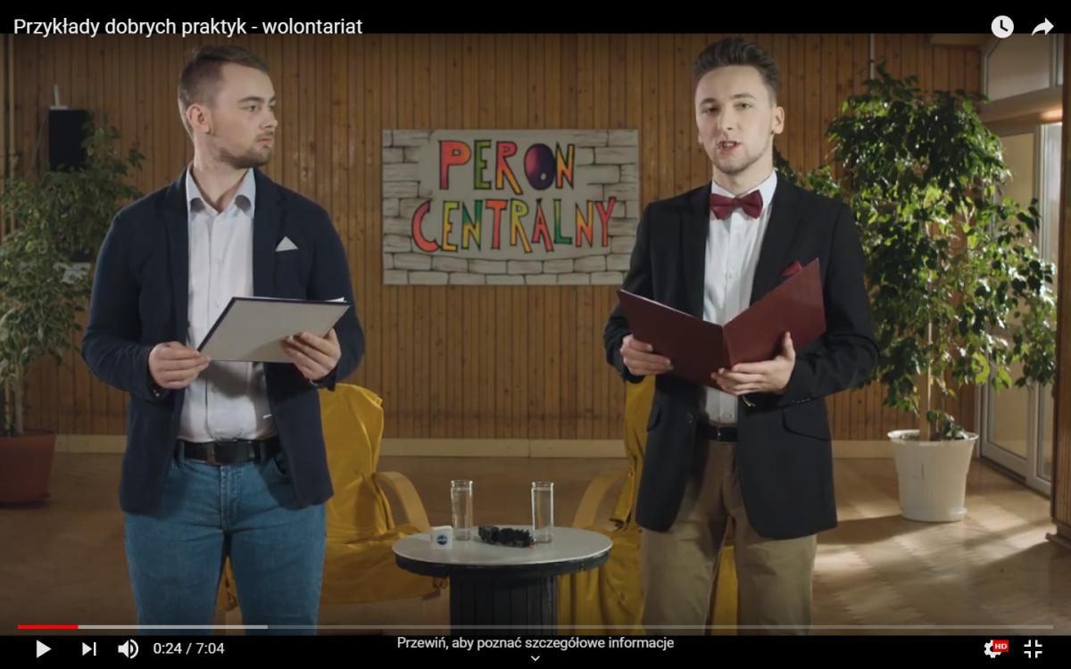 Przykłady dobrych praktyk - wolontariat, Zespół Szkół Transportowo-Komunikacyjnych im. Tadeusza Kościuszki w Lublinie
